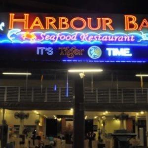 Seafood Harbour Bay Batam