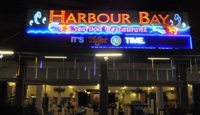 Seafood Harbour Bay Batam