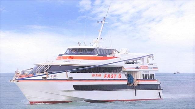 Jual Tiket Ferry Batam Fast
