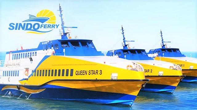 Tiket Ferry Sindo Batam Singapore