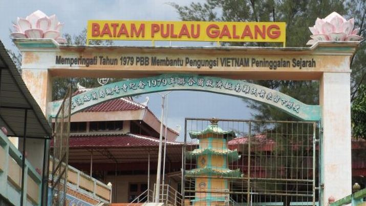 Kampung Camp Vietnam Di Batam