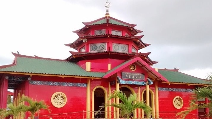 Masjid Muhamad Cheng Hoo Batam