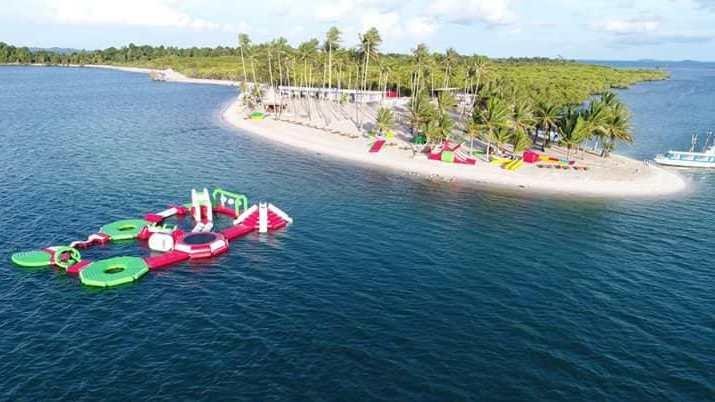 Wisata Pulau Ranoh Island Batam