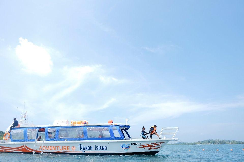 Pulau Ranoh Tour