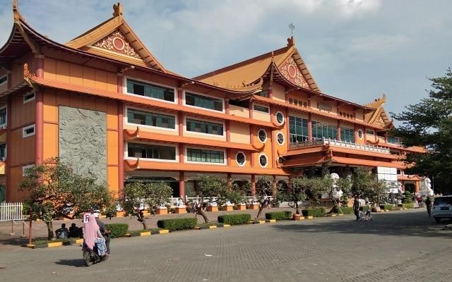 Maha Vihara Adhi Maitreya Medan