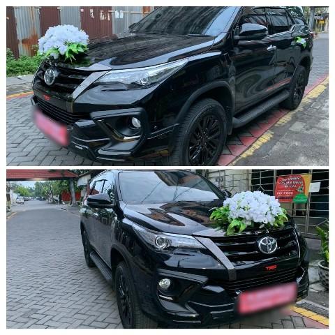 Rental Mobil Wedding Medan